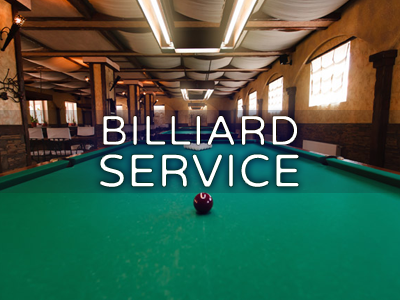 Blliard Service
