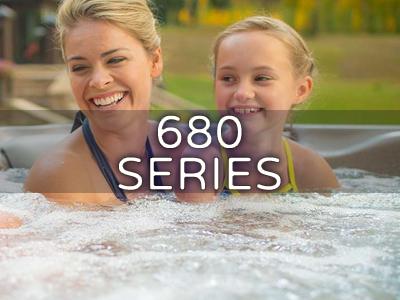 680 Series Hot Tub