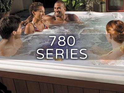 780 Series Hot Tub
