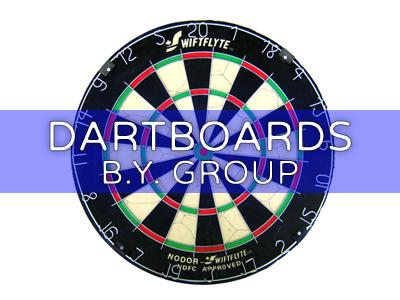 SLP Darts Boards BY Icon