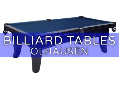 SLP Olhausen Billiards Tables Icon