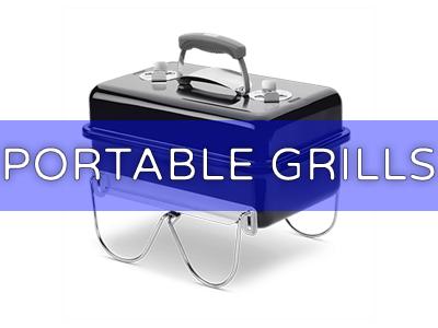 SLP Portable Grills