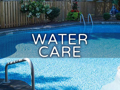 Water Care for pools