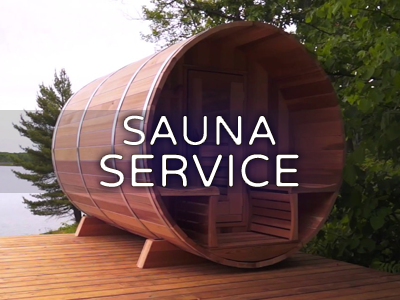 Sauna service