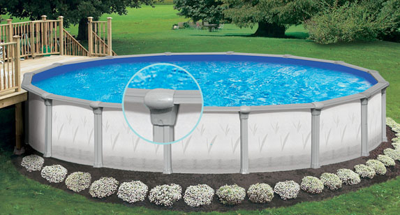 generation above ground pools