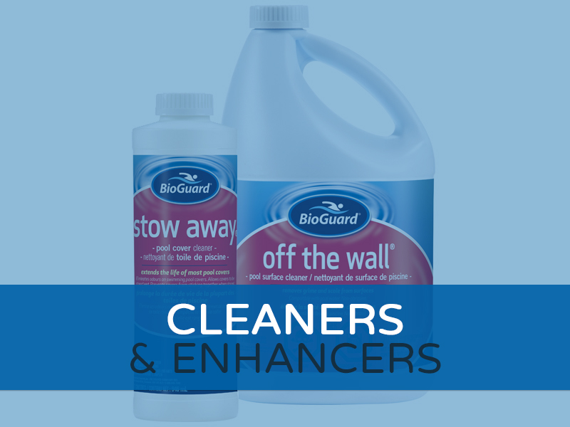 Cleaners & Enhancers