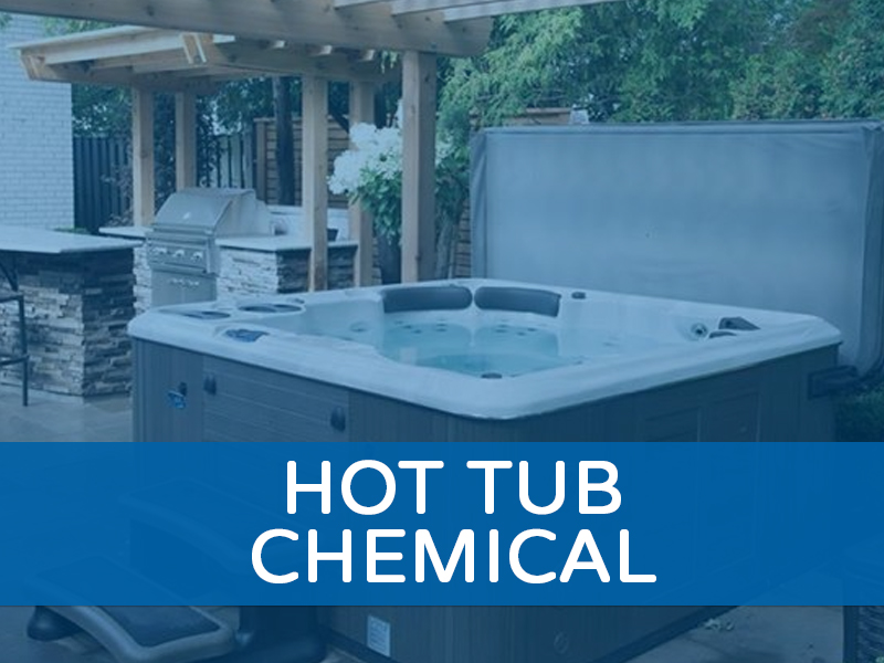 Hot Tub Chemical