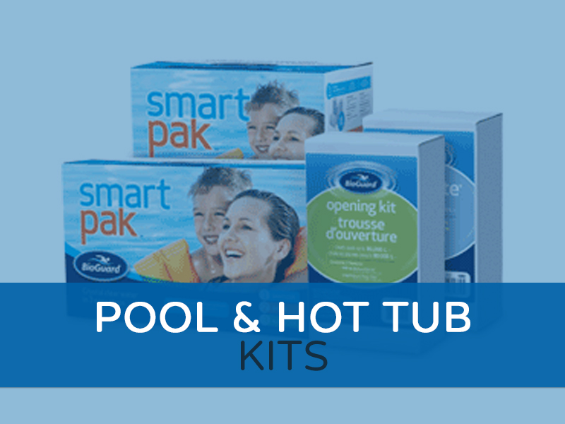 Pool & Hot Tub Kits