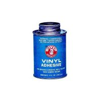 VINYL ADHESIVE 4 OZ CAN-BOX-60-5083