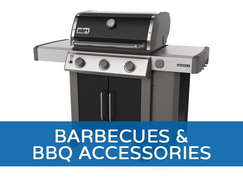 Barbecue and BBQ Accessories