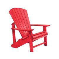 Red Adirondack
