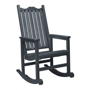 Porch Rocker grey