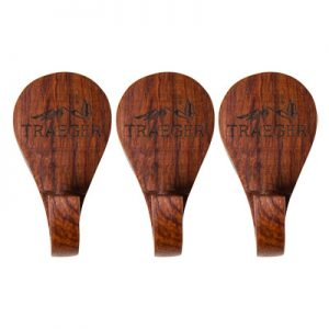 Traeger Magnetic Wooden Hooks 3 Piece
