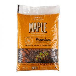 Traeger Maple Pellets (20lbs)