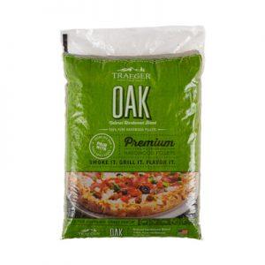 Traeger Oak Pellets (20lbs)