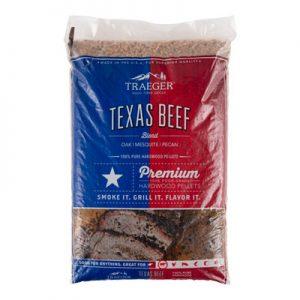 Traeger Texas Beef Blend Pellets (20lbs)