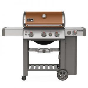 Weber Genesis II E-330 LP Copper