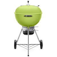 Weber Master-Touch Charcoal Grill Spring Green