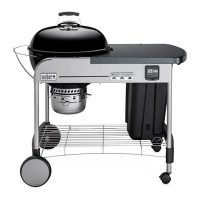 """Weber Performer Premium 22"""" Charcoal Grill"""