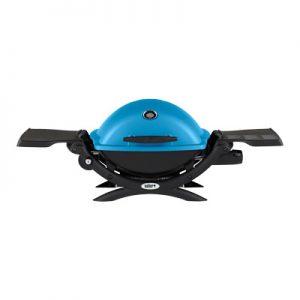 Weber Q 1200 Gas Grill LP (Blue)