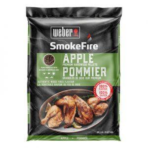 Weber Smokefire Pellets (Apple)