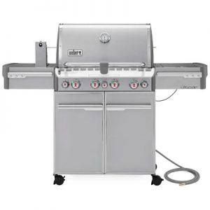 Weber Summit S-470 Natural Gas Grill