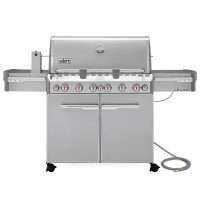 Weber Summit S-670 Gas Grill (Natural Gas)