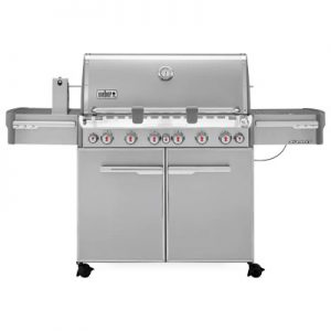 Weber Summit S-670 Gas Grill (Liquid Propane)