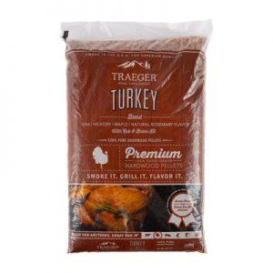 Weber Turkey Blend Pellets with Brine Kit (20lbs)