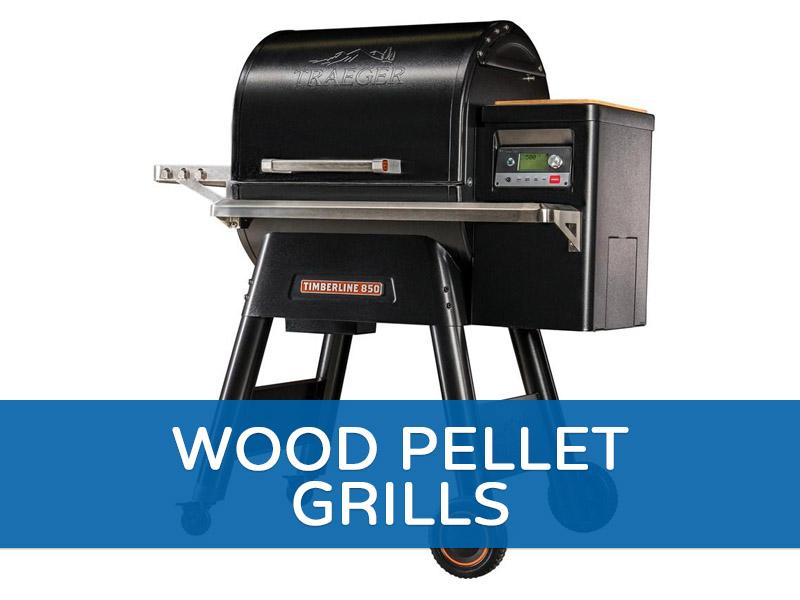 Wood Pellet Grills