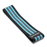 Element Fitness Hip Circle Band - Medium Blue