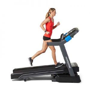 Horizon 7.0AT Studio Series Folding Treadmill