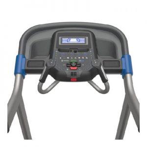 closeup of Horizon 7.0AT Studio Series Folding Treadmill