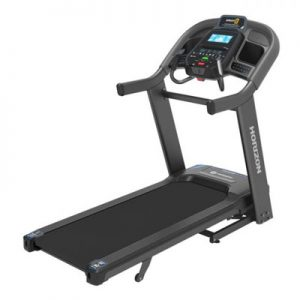 Horizon 7.4AT Studio Series Folding Treadmill