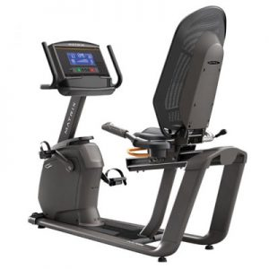 Matrix R50 Recumbent Exercise Bike with XR Console