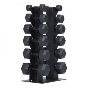 XM 6 Pair Vertical Dumbbell Rack SET