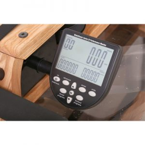 close up Water Rower Natural Series S4 ASH